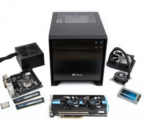 Custom PC Build Greenville SC